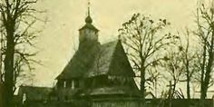 Kisielow, poč. 20. st. zhořel