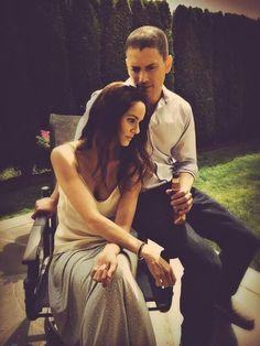 Bellísima pareja :Sara Tancredi y Michael Scofield!!!