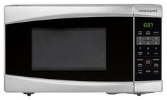 Frigidaire - 0.7 Cu. Ft. Compact Microwave - Stainless-Steel