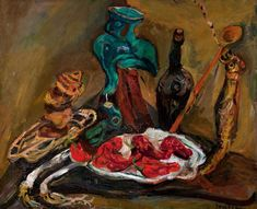 Chaim Soutine, Kitty Images, Horse Artwork, Aesthetic Painting, Painting Process, Painting Art, Jewish Art, Equine Art, French Artists