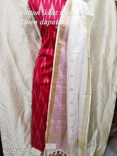 Dress Materials: Ikkat kurti Cotton Starting from : free COD WhatsApp Kurta Designs Women, Blouse Designs, Salwar Pattern, New Kurti, Womens Dress Suits, Cotton Silk, Indian Dresses, Cotton Dresses, Cod