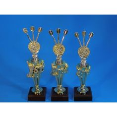 Great choice of trophies for a darts competition. Trophies And Medals, Some Ideas, Darts, Competition, Inspiration, Biblical Inspiration, Dart Flights, Inhalation, Motivation