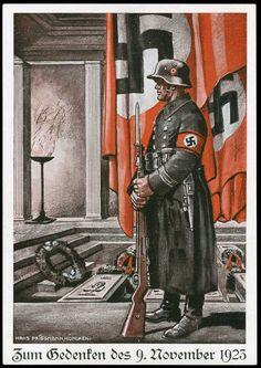 "German  WW2  ""In memory of..."""