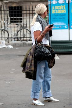 whole lotta cool going on there. Paris. (and the shoes... helllooo).