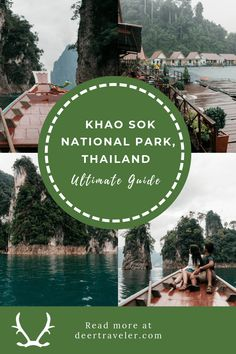 Ultimate guide to the Khao Sok National Park_deertraveler