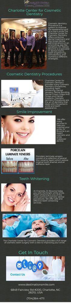 Porcelain Veneers Charlotte, NC Porcelain laminate veneers consist of a collection of several thin ceramic layers which restore original tooth enamel, and an adhesive layer. Dental Bonding, Cosmetic Dentistry Procedures, Laser Dentistry, Teeth Whitening Remedies, Dental Veneers, Tooth Enamel, Porcelain Veneers, Smile Makeover, Enamel