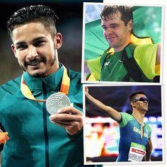 A semana começou repleta de conquistas para os nossos atletas paralímpicos!  Parabéns Fábio Bordignon Israel Stroh e Rodrigo Parreira pela medalhas de prata! Que venham as próximas!  #FhitsInspiration #paralimpiadas #paralympics