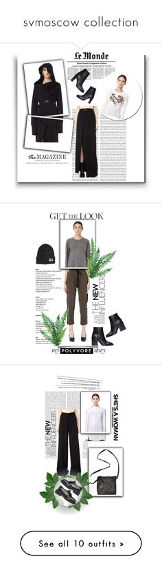 """""""svmoscow collection"""" by softicamina ❤ liked on Polyvore featuring Ann Demeulemeester, Haider Ackermann, Volga Volga, Marni, Yohji Yamamoto, Guidi, Privé, Rick Owens, Gorgeous Cosmetics and NARS Cosmetics"""