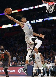 Giannis Antetokounmpo Nike Kobe 10 - 2017 NBA All Star Game Sneakers | Sole Collector