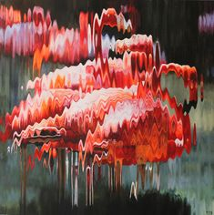 Corné Eksteen: Staccato: fine art | StateoftheART South African Artists, Abstract Oil, Interesting Faces, Drawing S, Pet Birds, Oil On Canvas, Original Artwork, Contemporary Art, Fine Art