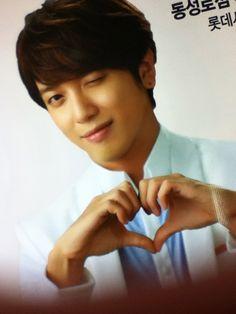cute korean guy heart: 5 Fun gifts to bring back from Korea www.grrrltraveler.com