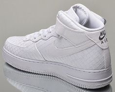 e4cd5468c22e Nike Air Force 1 Mid 07 LV8 AF1 men lifestyle casual sneakers NEW white