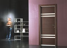 wood and metal door 2