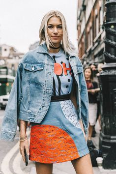 LFW: Street Style'17 | Sup3rb