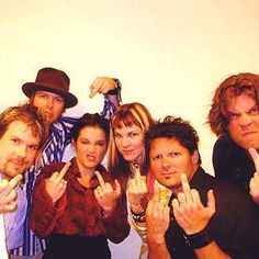 Photo of Lisa and her band for fans of Lisa Marie Presley. I ♥ Lisa