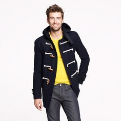 Seamount Toggle Jacket by J.Crew