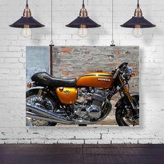 poster moto 22 - 30x40cm