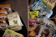 good backpacking food etc. ideas
