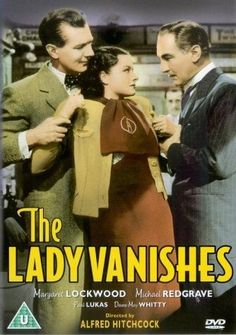The Lady Vanishes.