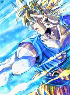 End of Z Goku Art by sumutemu_ : dbz Dragon Ball Gt, Otaku, Ball Drawing, Anime Art, Manga Anime, Manga Girl, Anime Girls, Animes Wallpapers, Character Art