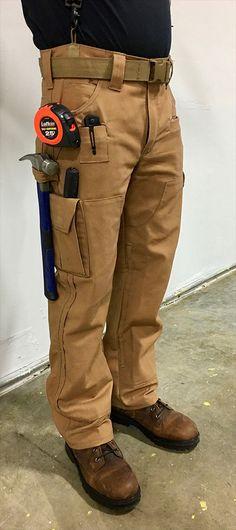 Lexington Work Pants (A46-LEX)