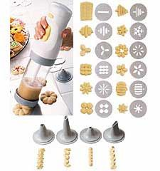 Cookie Master™ Plus Cordless Cookie Press