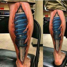 Bionic leg http://ift.tt/1Yq6erC via /r/woahdude http://ift.tt/1UOkRCg