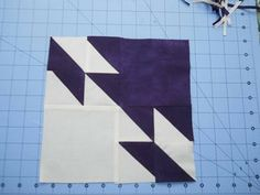 Cascade Quilts: Hunter's Star tutorial