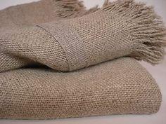 "Rough Pure Linen Bath Towel 100x150 CM 39""X59"" Natural Linen Color Exfoliating | eBay Bath Linens, Bath Towels, Textiles, Natural Linen, Decoration, Burlap, Pure Products, Blanket, Fabric"