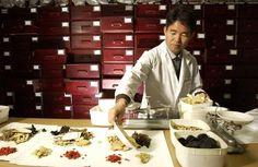 Por dentro do 'universo' da fitoterapia chinesa