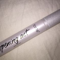 Tarte Opening Act Lash Primer Only used to try out once and decided it wasn't for me! tarte Makeup Mascara