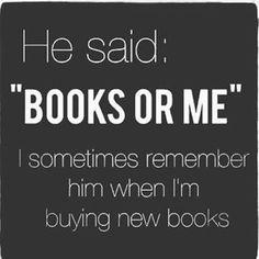 This deal breaker: | 19 Hilarious Jokes All Book Nerds Will Appreciate