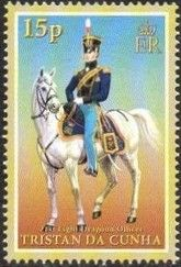 Tristan Da Cunha 2007 Military Uniforms - Stamps of the World