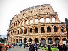 Na Janelinha para ver tudo: O Coliseu de Roma, grandioso através dos milênios