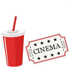 7 best clip art movie night images on pinterest movie nights rh pinterest com movie theater tickets clipart movie tickets clipart
