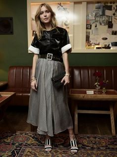 Look De Pernille - Page 7 of 394 Cute Summer Outfits, Outfits For Teens, Summer Dresses, Modern Outfits, Casual Outfits, Australian Fashion, Night Looks, Baby Girl Fashion, Style Guides