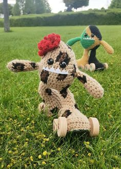 You can get your very own Skate Monster craftily hand made by our friend Abbey at Roller Stuff We love our exclusive custom made like these two. Skate, You Got This, Etsy Seller, Teddy Bear, Toys, Creative, Shop, Handmade, Activity Toys