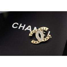Chanel Brooches, Alloy, 3cm * 2.5cm