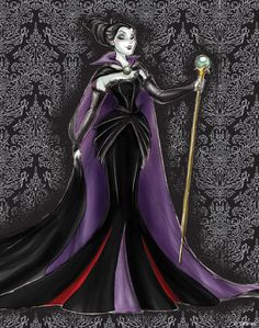 Fashion and Action: Disney Villains Designer Collection - Dolls, Art & Merchandise