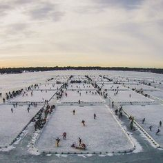 Who's making it out to the @uspondhockey championships tomorrow? We'll be giving out gift cards and koozies to anyone spotted in their GL gear!