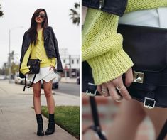 Slouch and wrap (by Jenny Ong) http://lookbook.nu/look/4704641-slouch-and-wrap