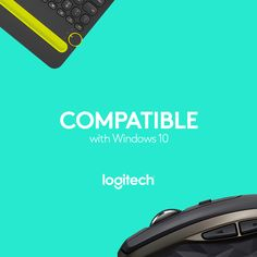 All Logitech PC peripherals that are currently for sale today (mice, keyboards, combos, webcams and headsets) including Logitech G products, have been tested and work with Windows Get ready to go forth and update! Product Portfolio, New Gadgets, Logitech, Windows 10, Mice, Over The Years, Lunch Box, Products, Computer Mouse