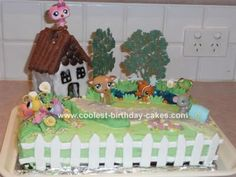 First Littlest Pet Shop Ever Made cakepins.com