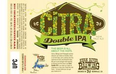 Kern River Brewing – CITRA October 2013 release details - Drinking Craft #craftbeer