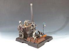 Clix 1126   Impressive Märklin Marine Steam Engine   eBay