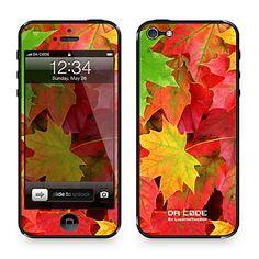 "Codice Da ™ Pelle per iPhone 4/4S: ""Foglie d'acero"" (Piante Series) – EUR € 9.19"
