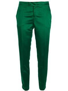 RED VALENTINO Cigarette Trouser