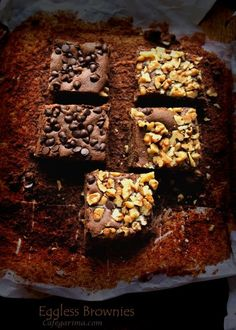 Here I am with a tried and tested eggless Chocolate Brownies recipe, as promised! A whole ten days before Diwali too. When I posted my Fudgy Brownies (The Ooey Gooey ones), lots of friends wanted a...