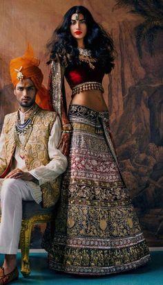 Oct, 2013: Manish Malhotra http://www.manishmalhotra.in/flash.html for Vogue India