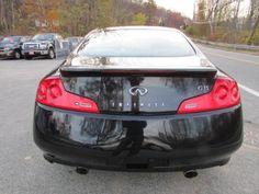 2007 INFINITI G35 Coupe 2dr Auto - Auto pulita e abbastanza utilizzata con un chilometraggio di 65.482 per ulteriori dettagli whatsapp +1 (940 )215-3280 o e-mail: samsocs88@gmail.com  - http://www.ilcirotano.it/annunci/ads/2007-infiniti-g35-coupe-2dr-auto/